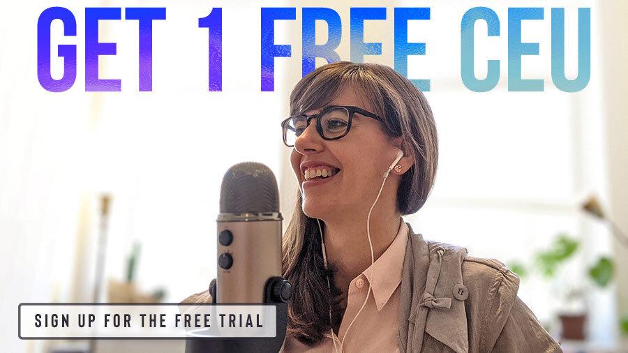 Get 1 Free CEU