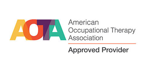 We are an AOTA approved provider!