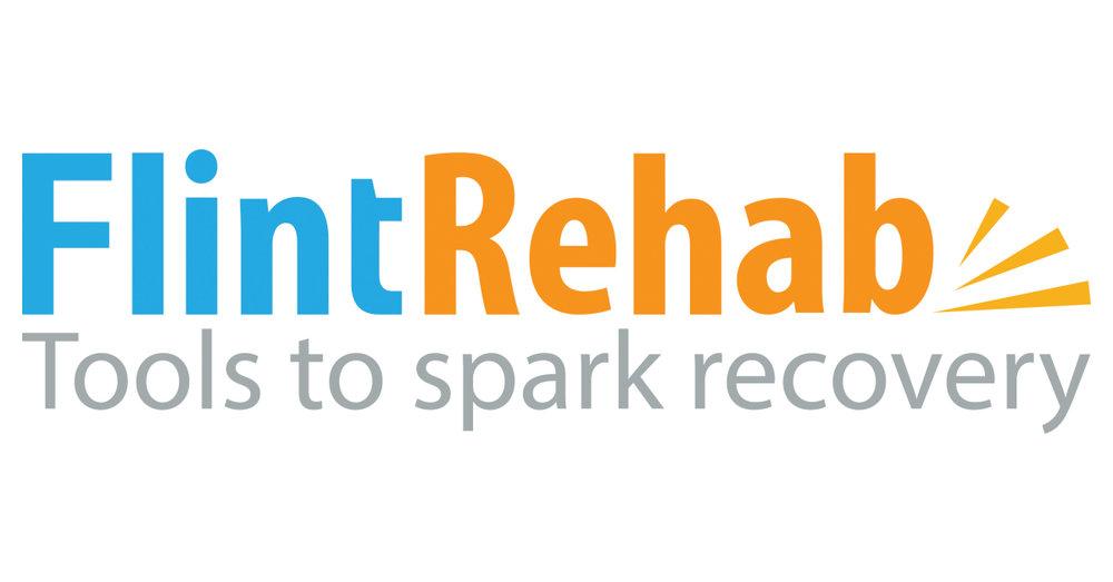 Flint Rehab logo!