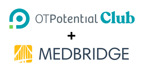 The best CEU deal possible for OTs is to bundle the Club and MedBridge together!