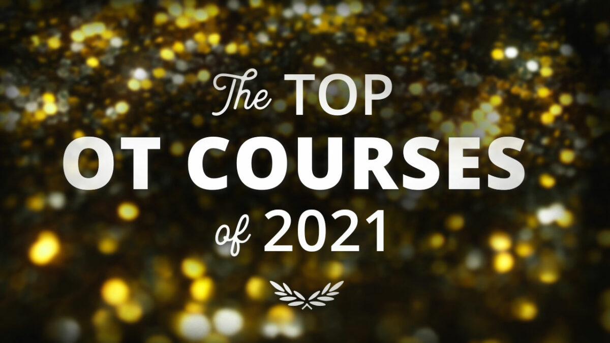 Top Occupational Therapy CEU Courses (2021)