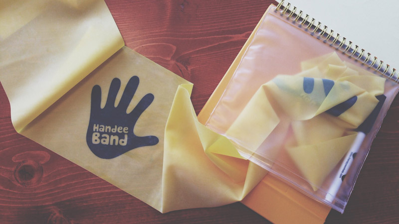 Handee Band for Pediatric OTs